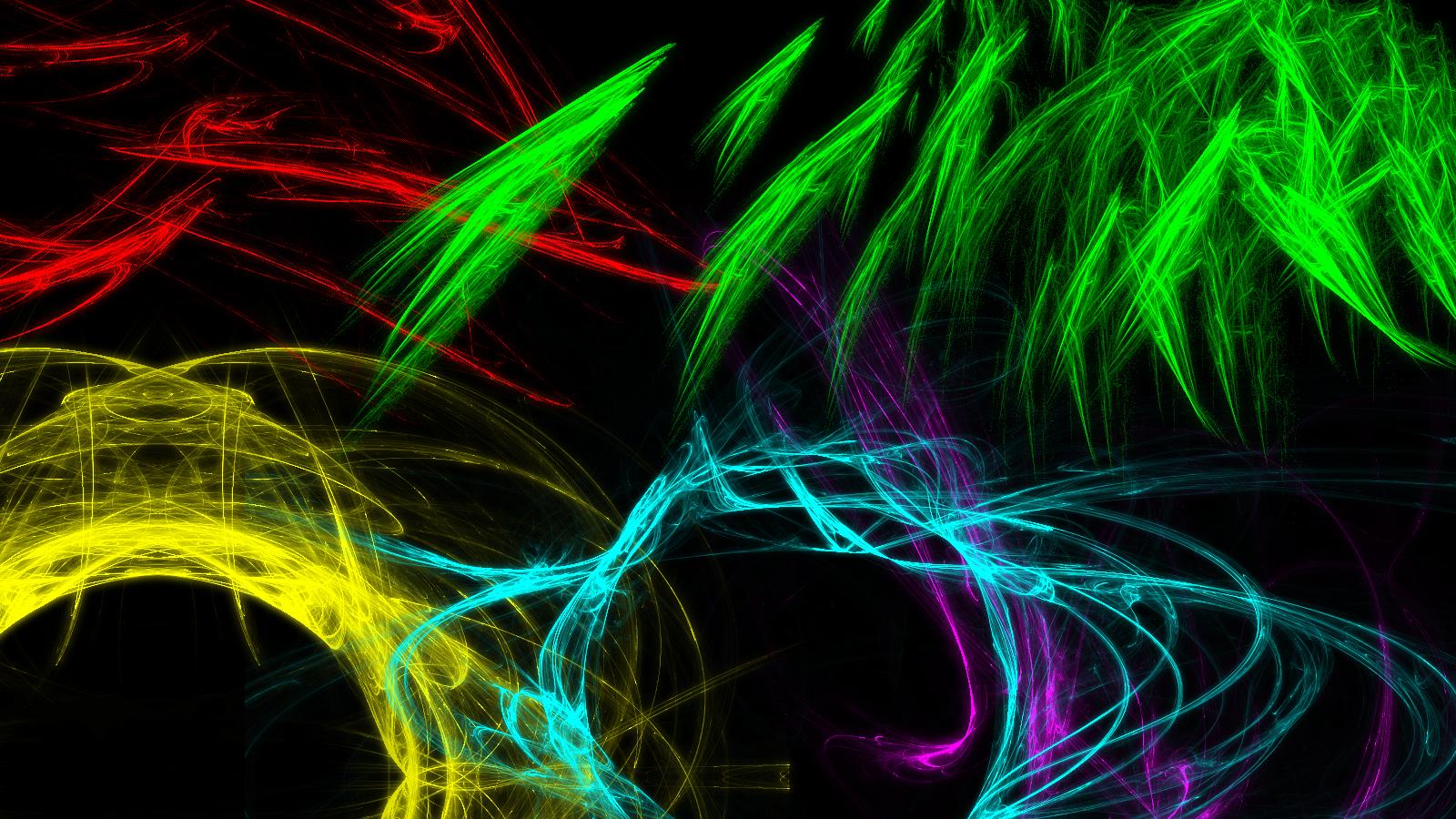 abstract bows