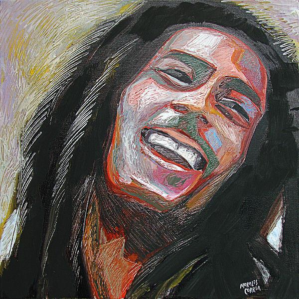 Bob Marley Messenger of Hope