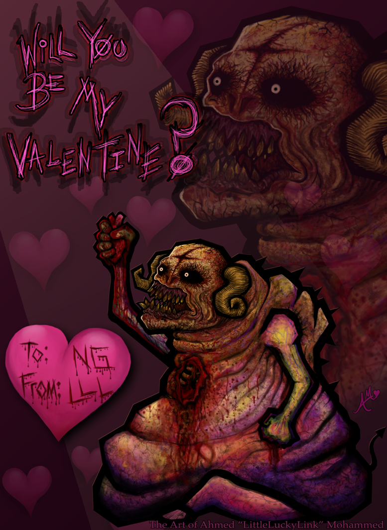 Valentine's Dæmon '21