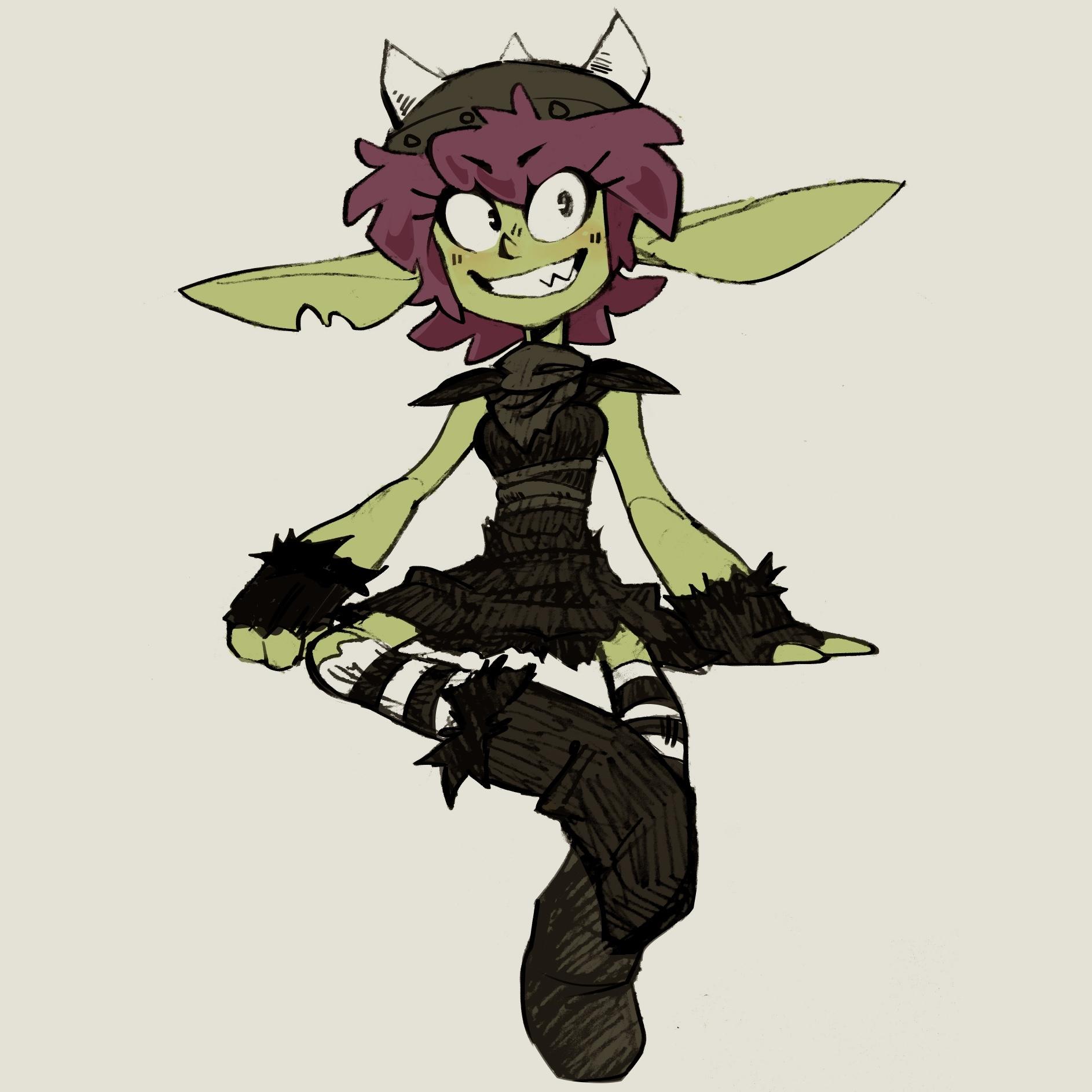 Goblin girl Fig
