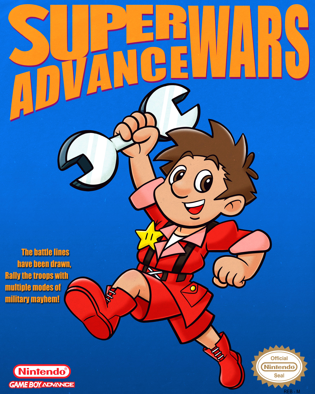 Super Advance Wars