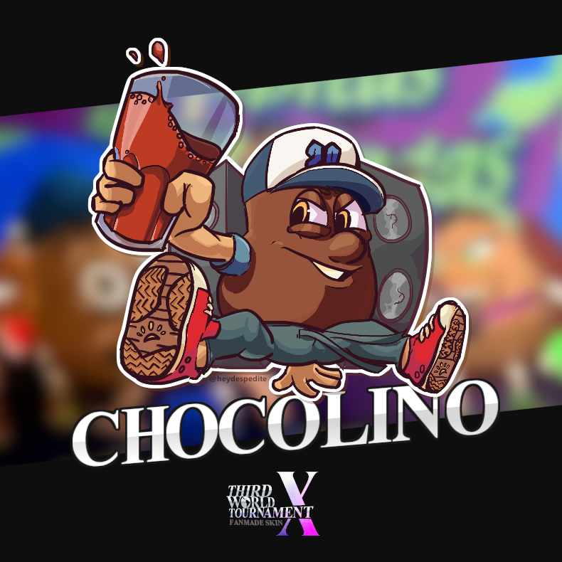 Killer Bean X Chocolino
