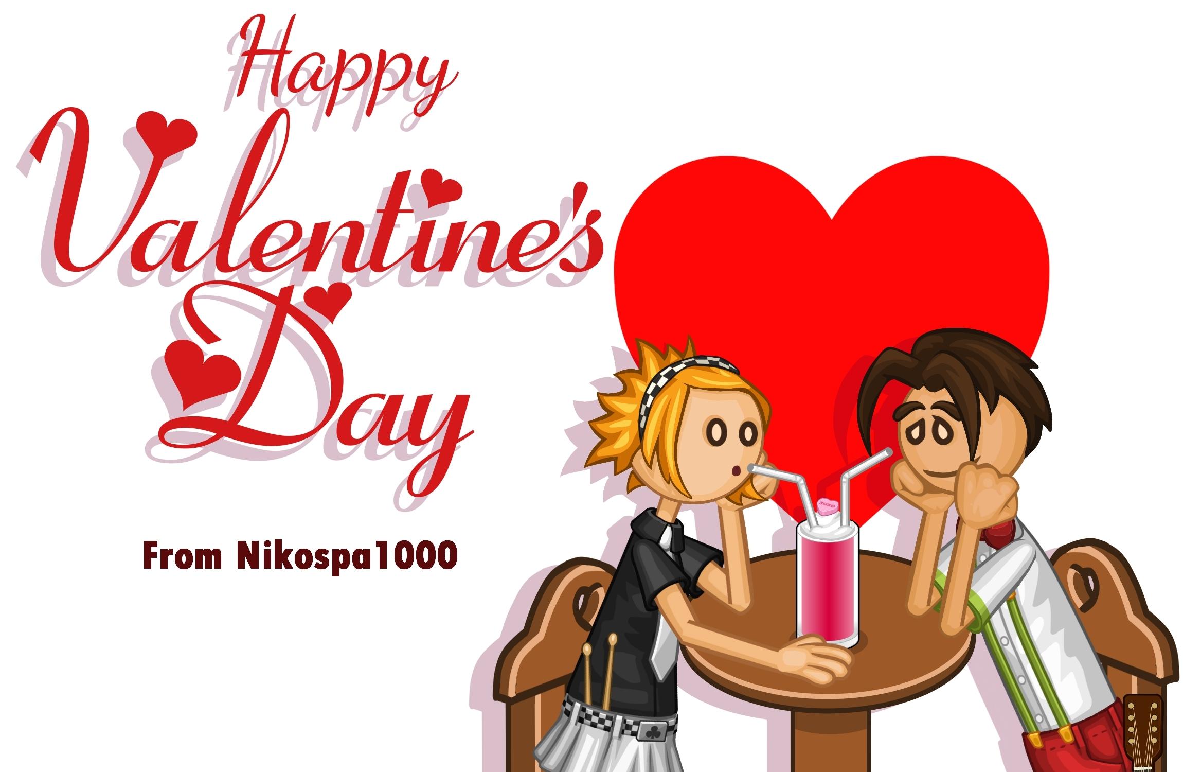 Happy Valentine's Day ❤