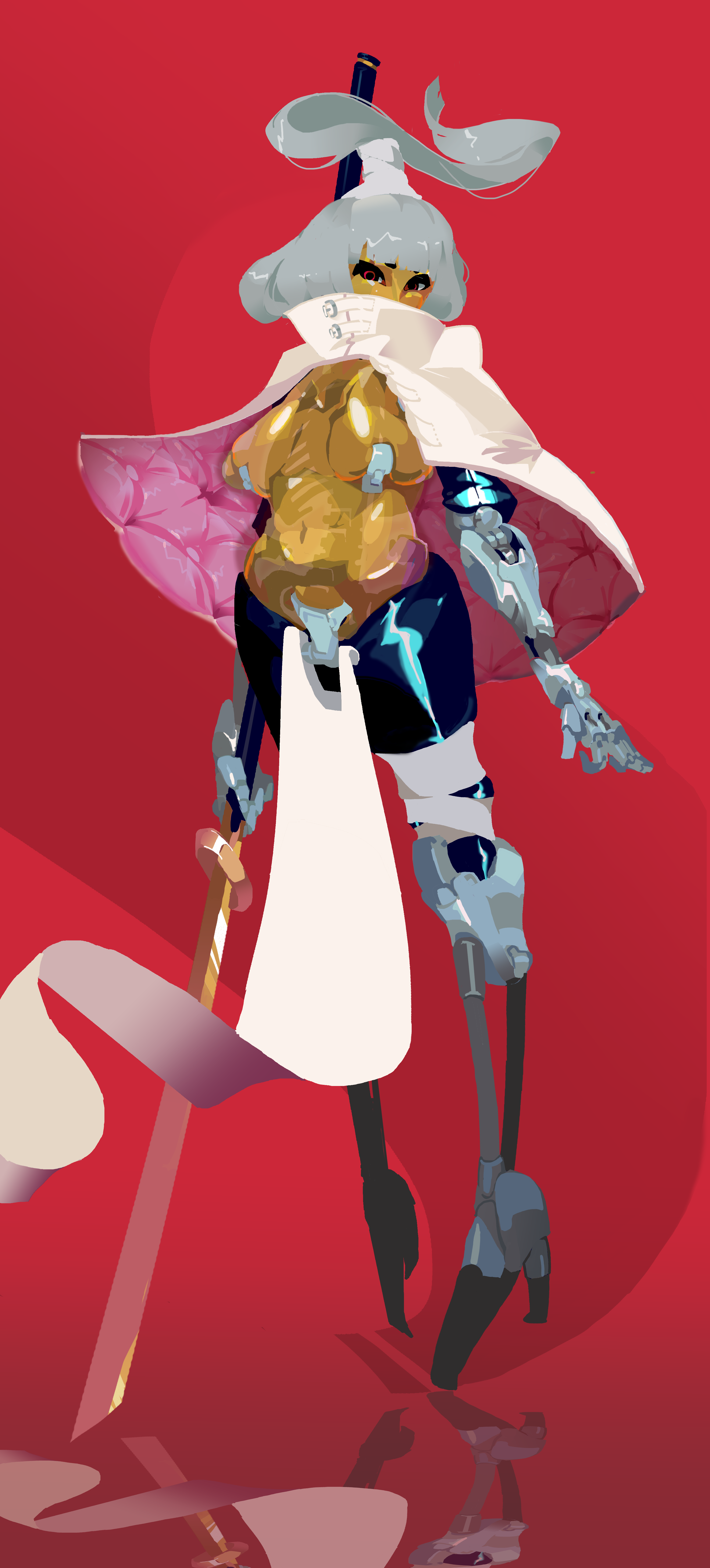 Mechanical Ghostgirl