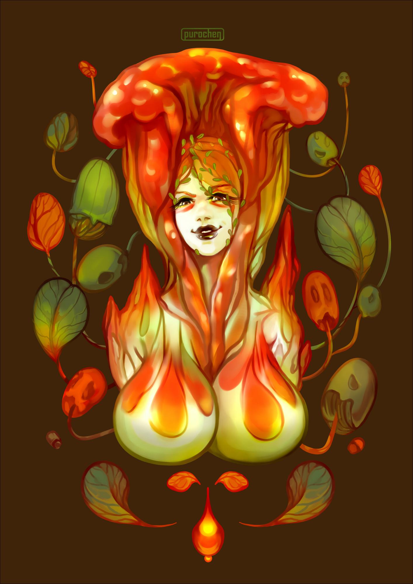 Myconid Mistress