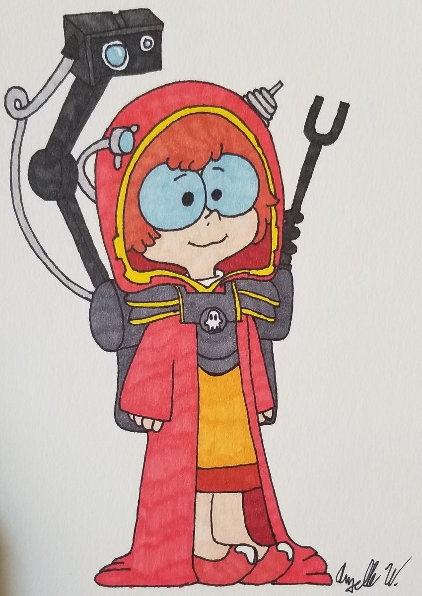 Skitarii Velma