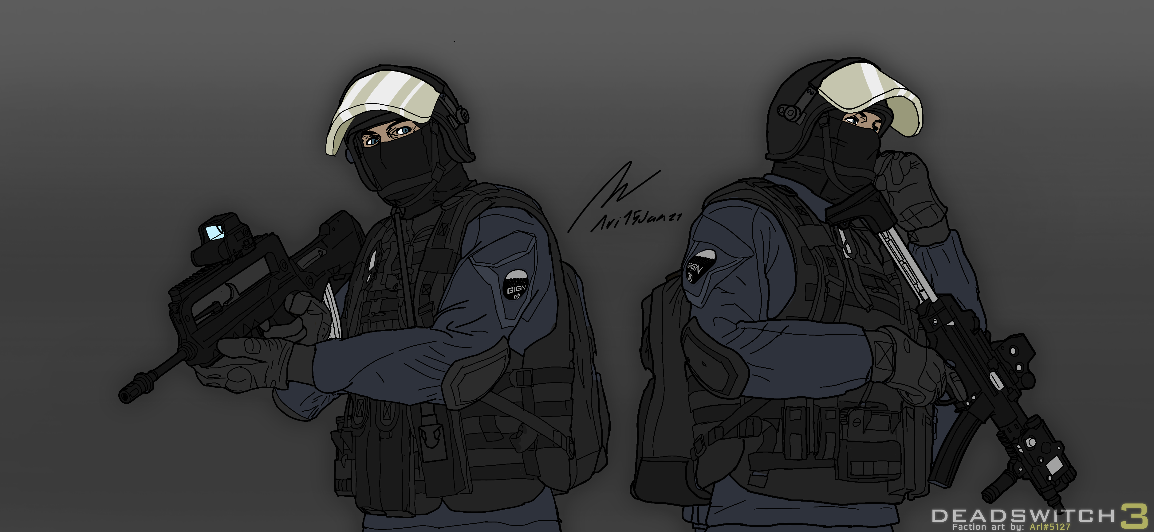 DS3 GIGN