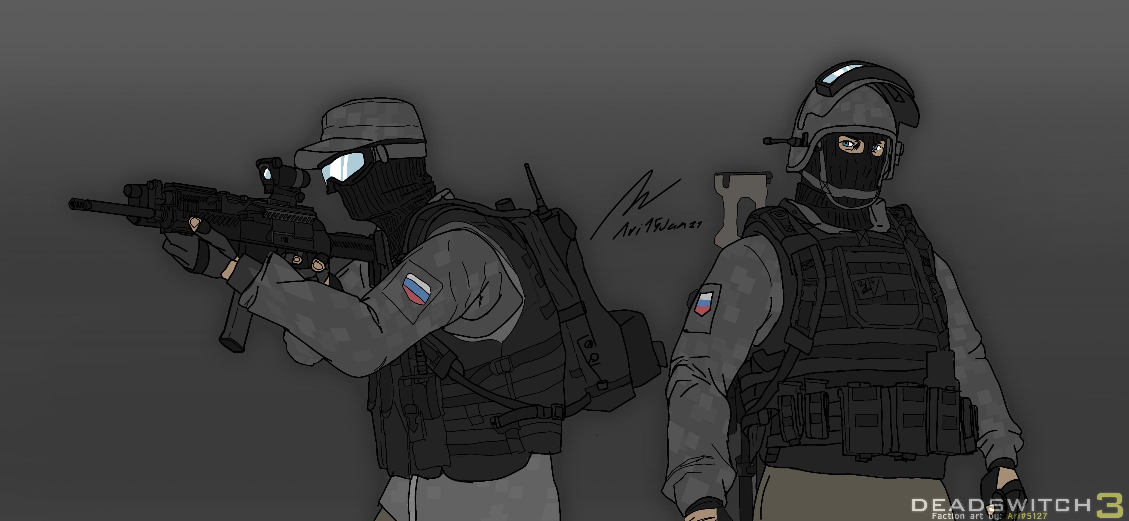 DS3 Spetsnaz
