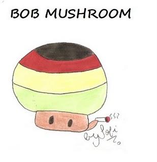 Bob Mushroom