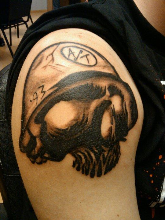 Mulisha Skull