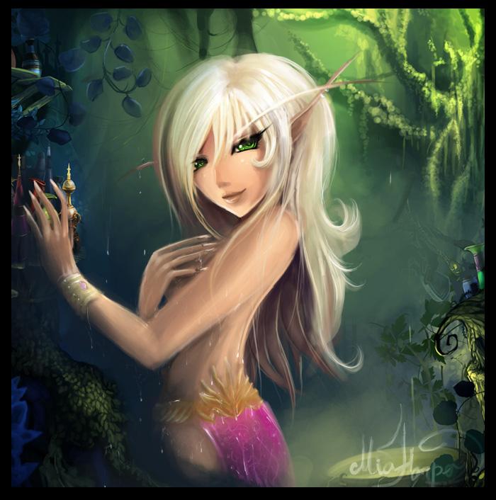 Lovely Elf