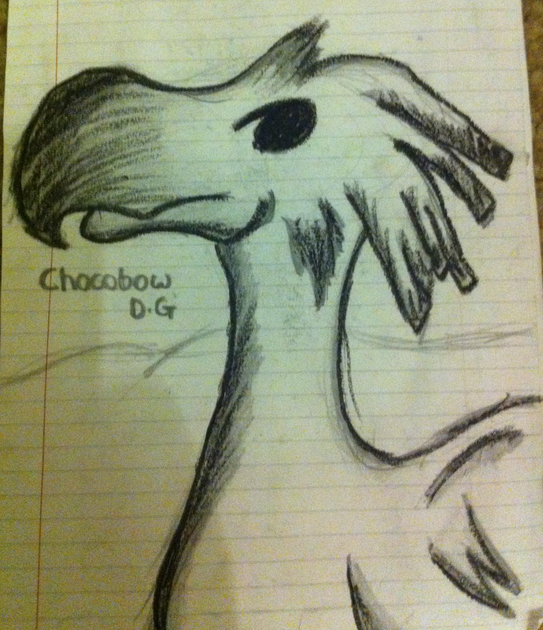 chocobow