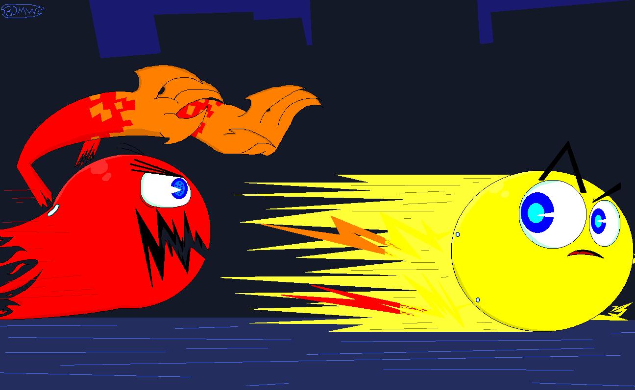 Furious Speed (Pac-Man X)