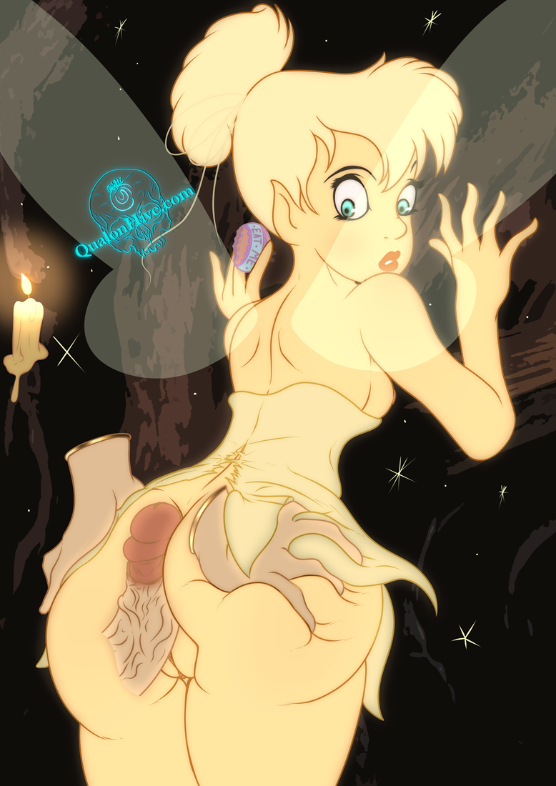 For Whom The (Tinker) Bell Tolls - 3 *buttjob*