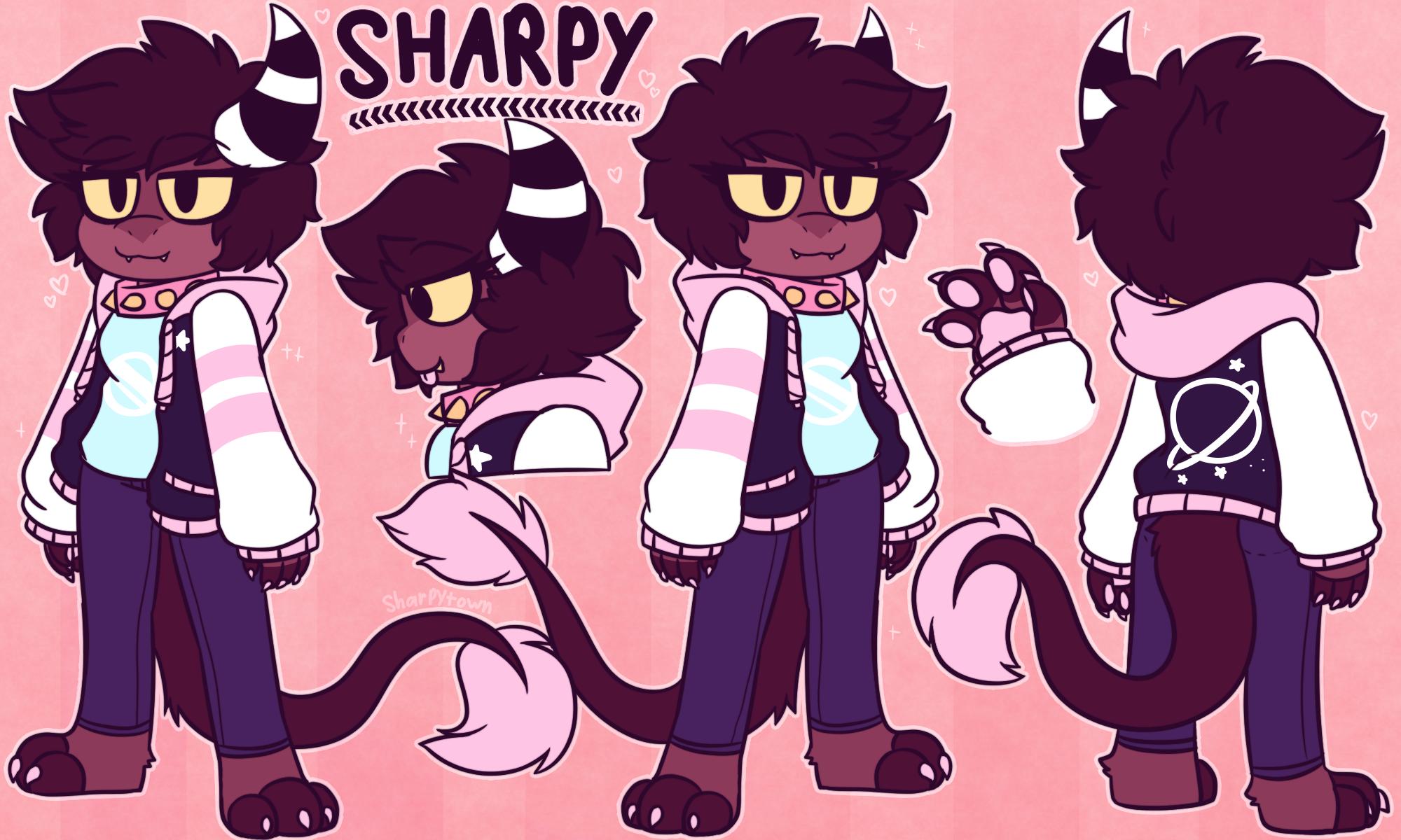 Sharpy
