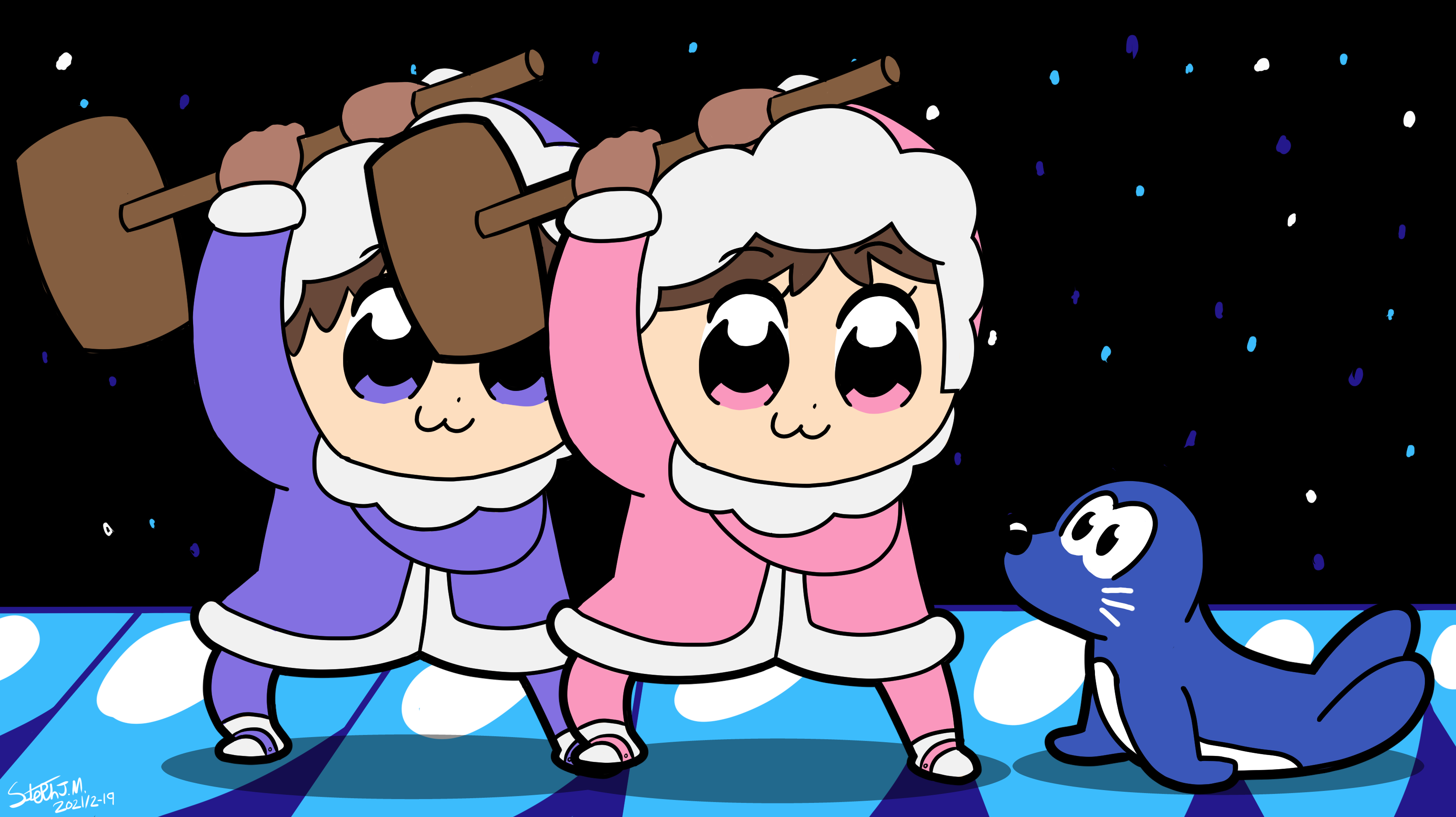 Popo Team Epic