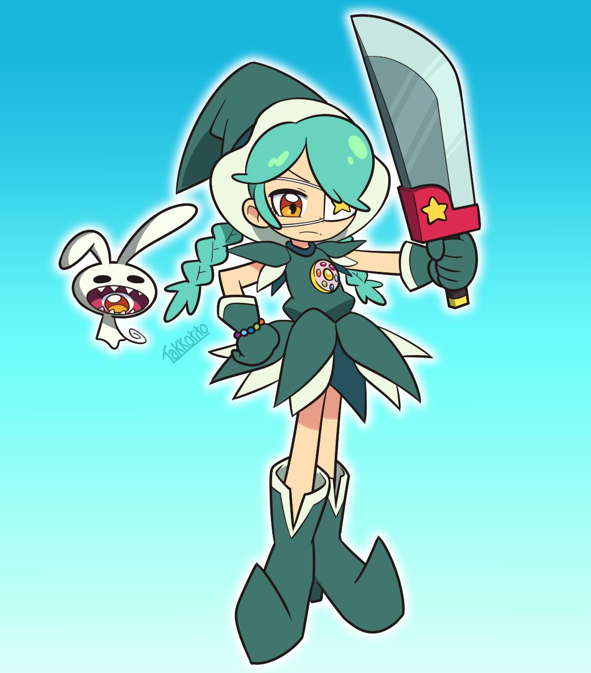 Ojamajo Annie