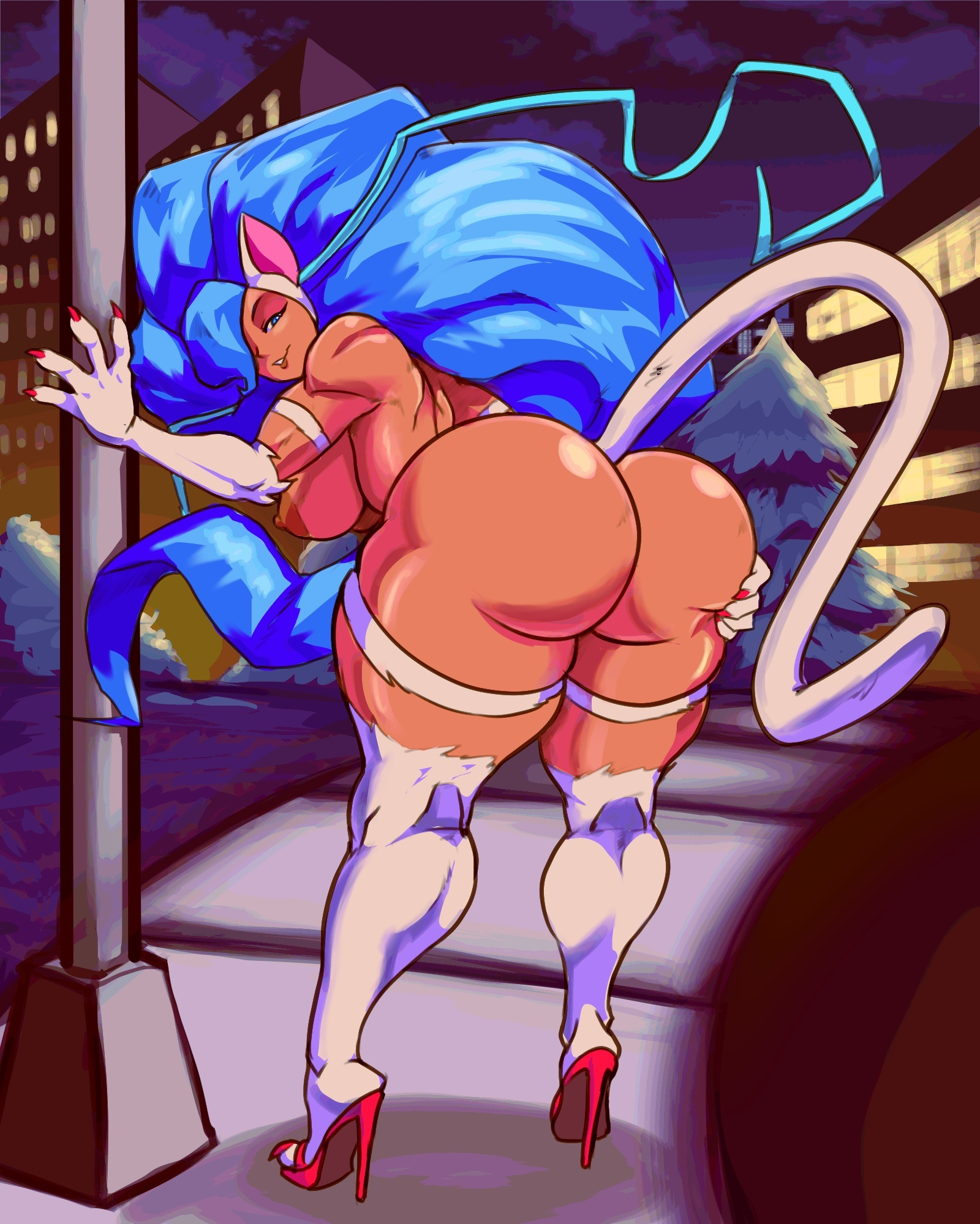 Thiccest Felicia