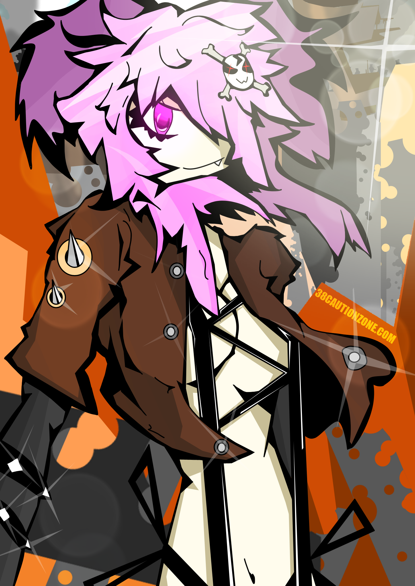 Saiko the Wastelander