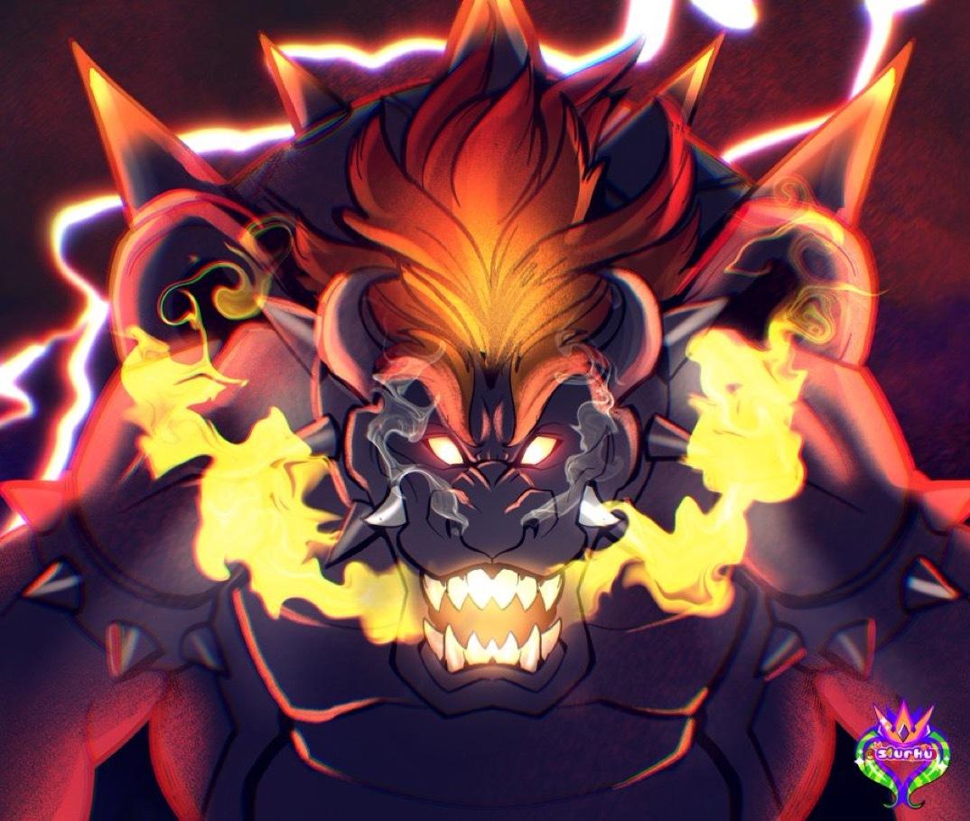 .:Mega Fury Bowser:.