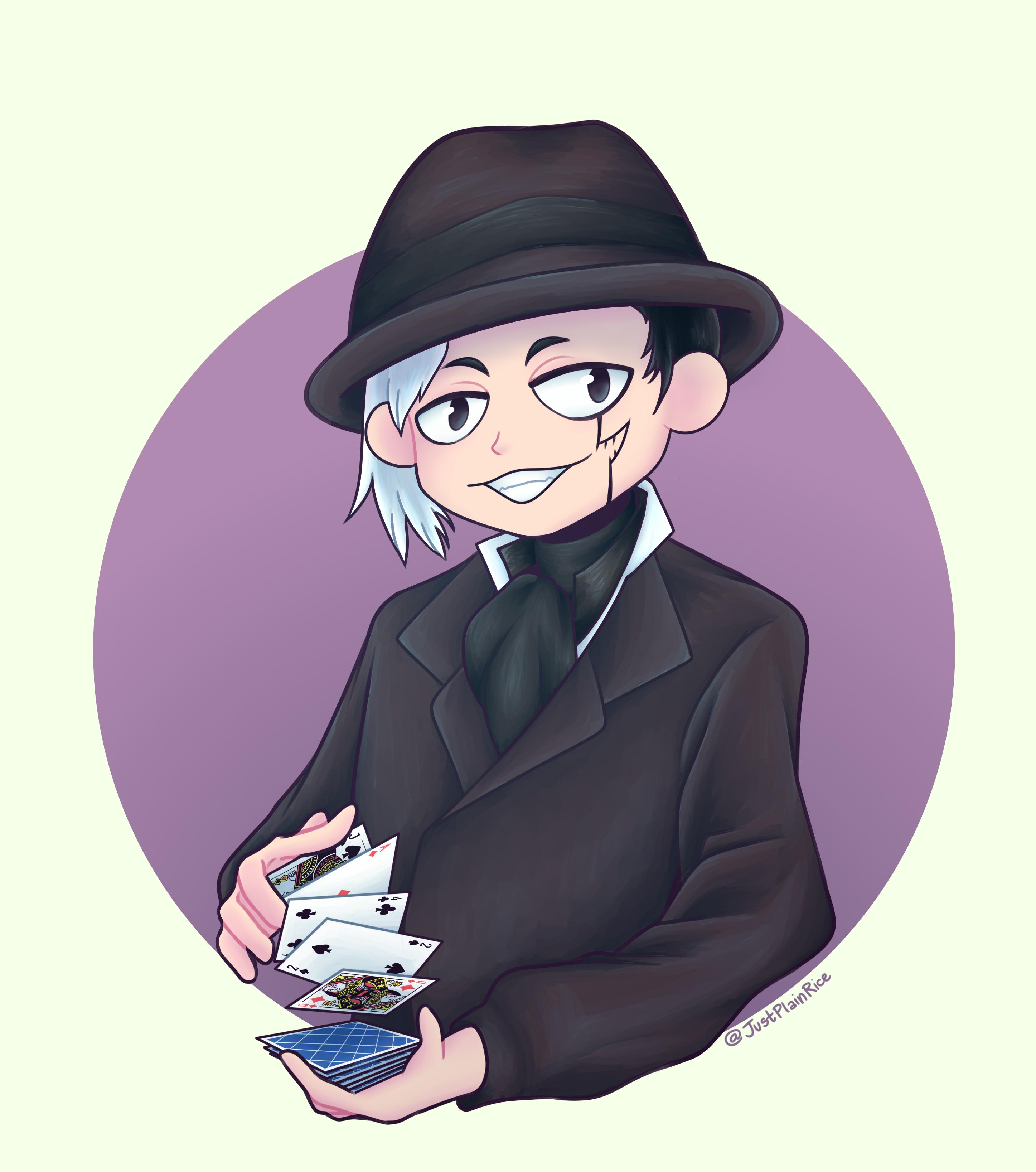 Asagiri Gen [Dr.STONE]