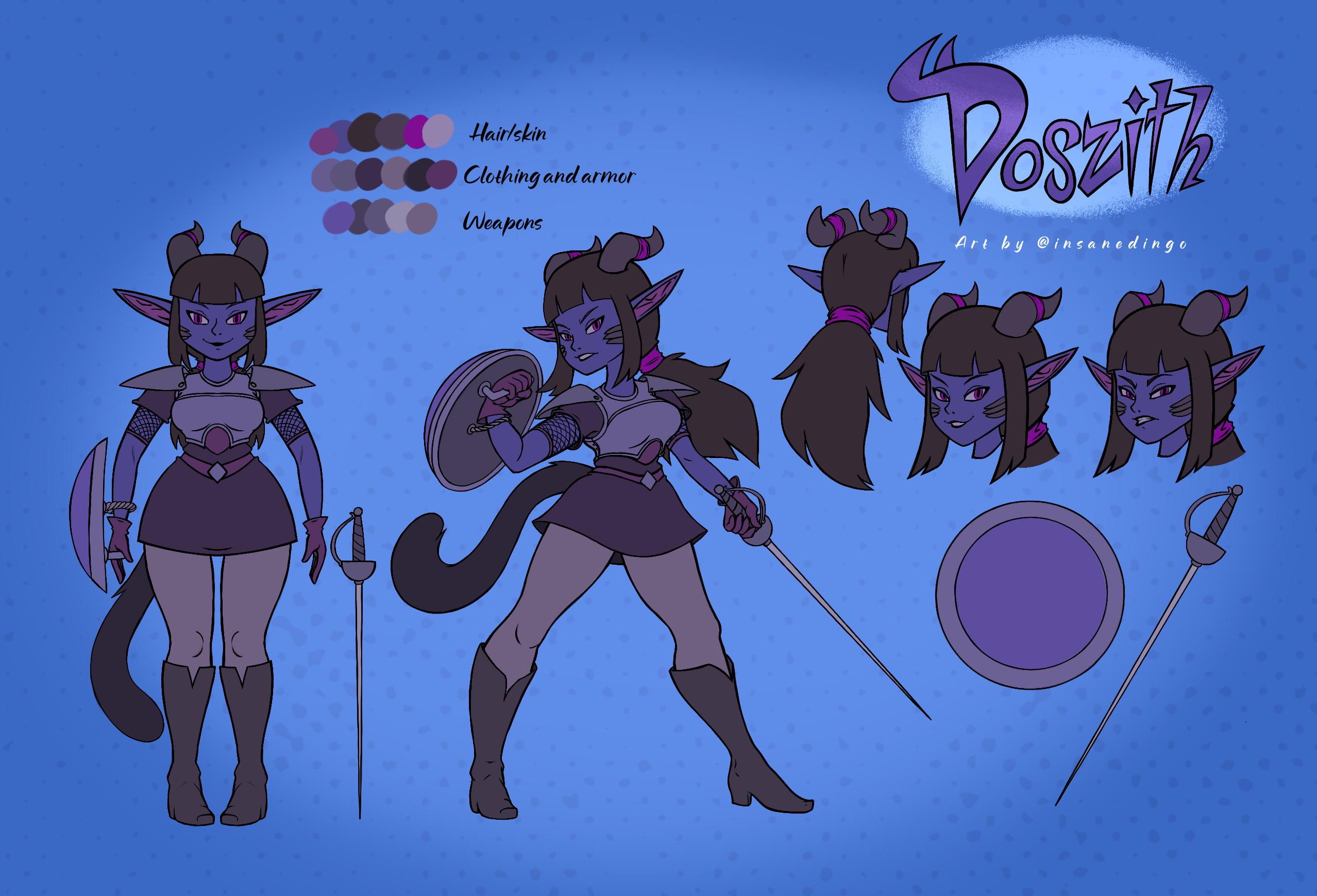 Doszith [Commission]