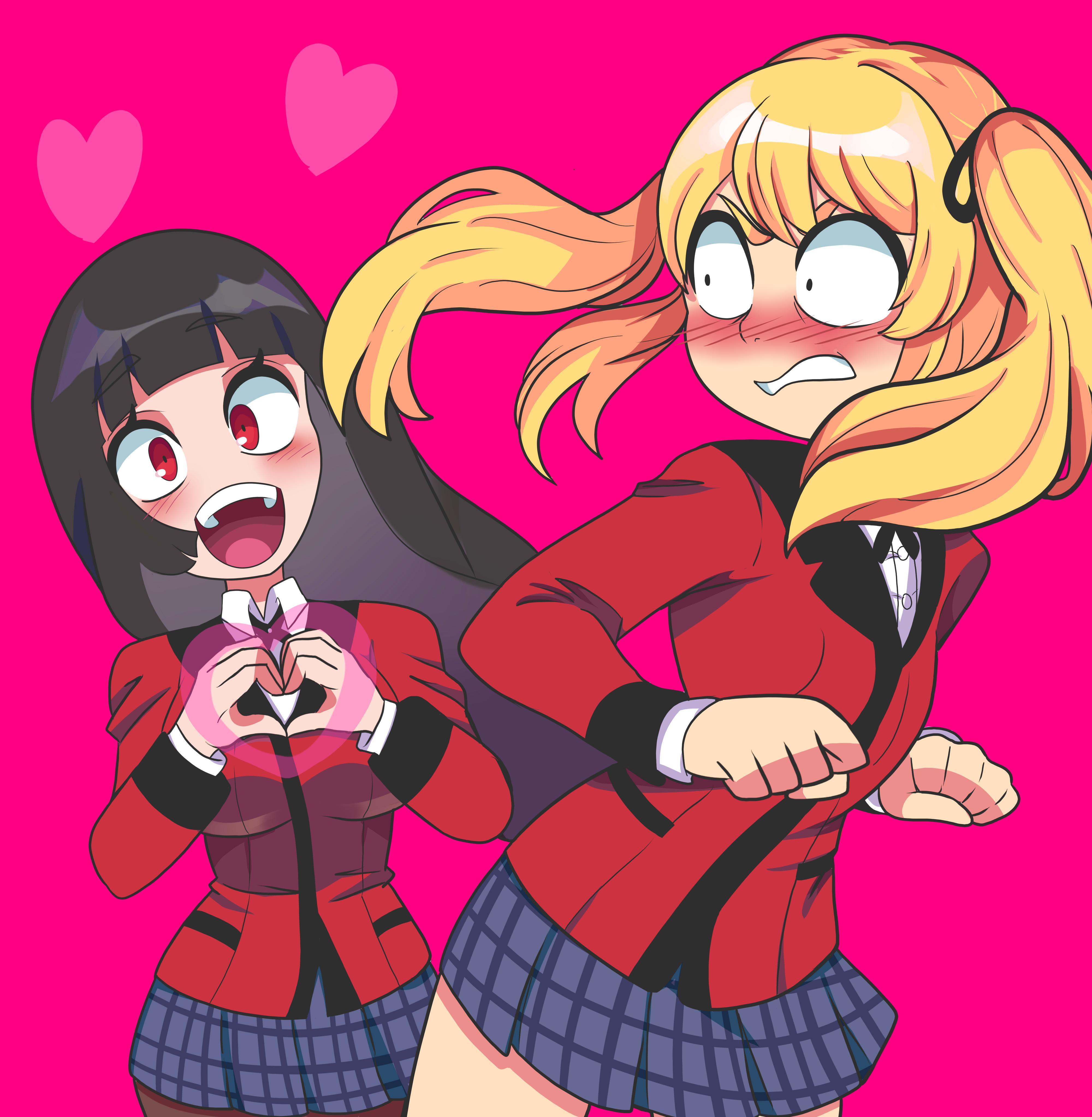 yumeko and mari