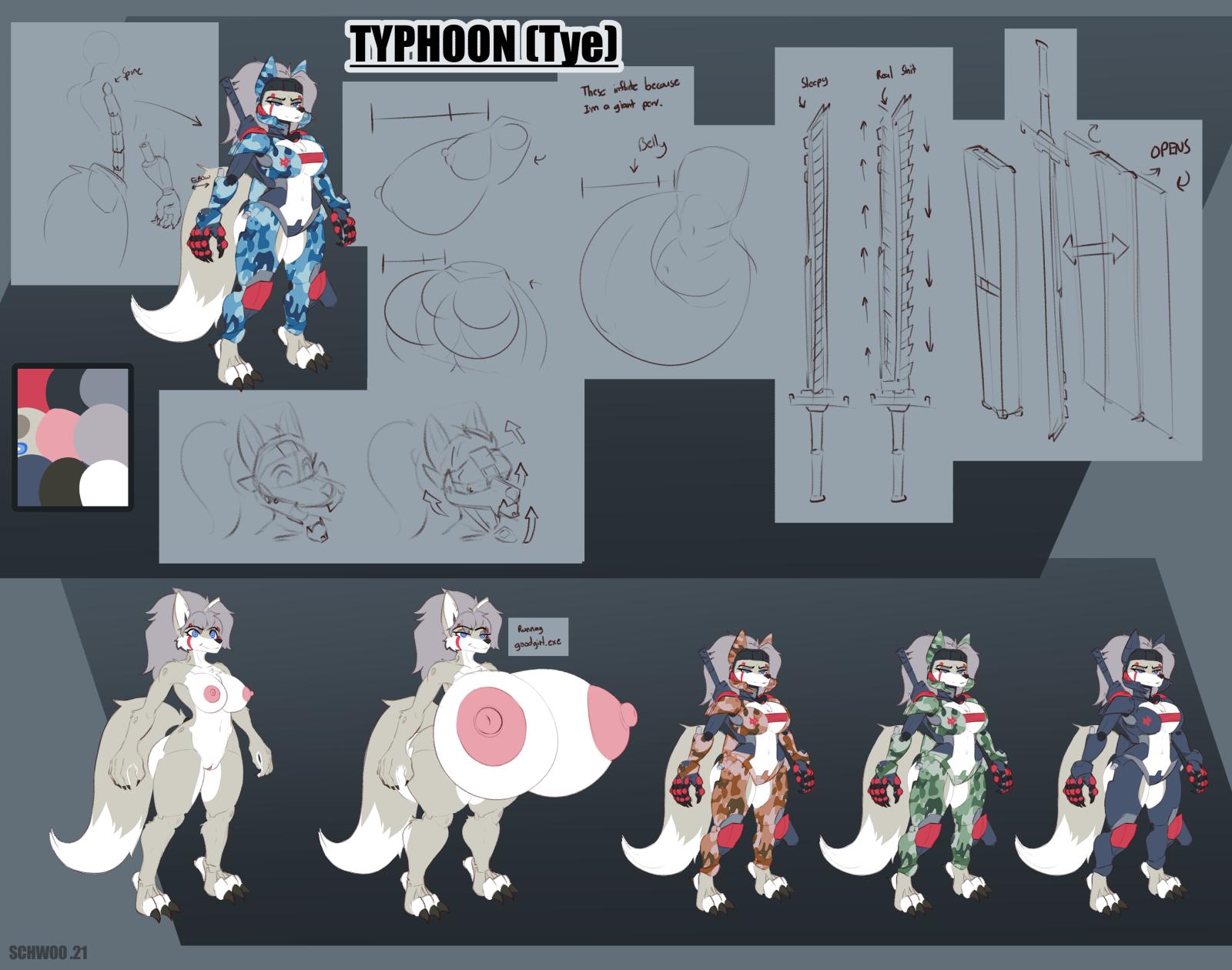 TYPHOON(Tye)