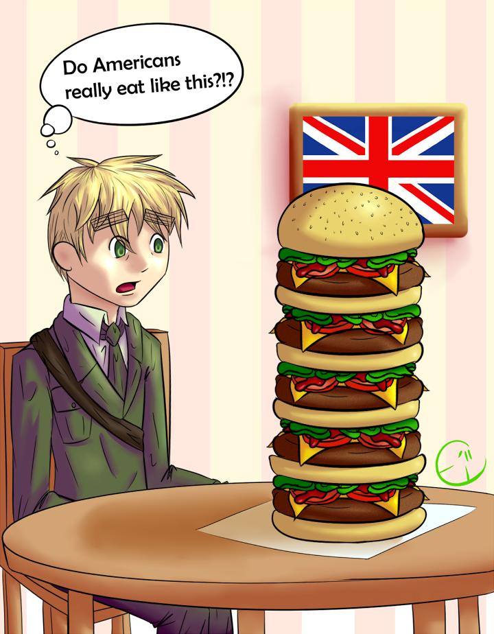England Burgers