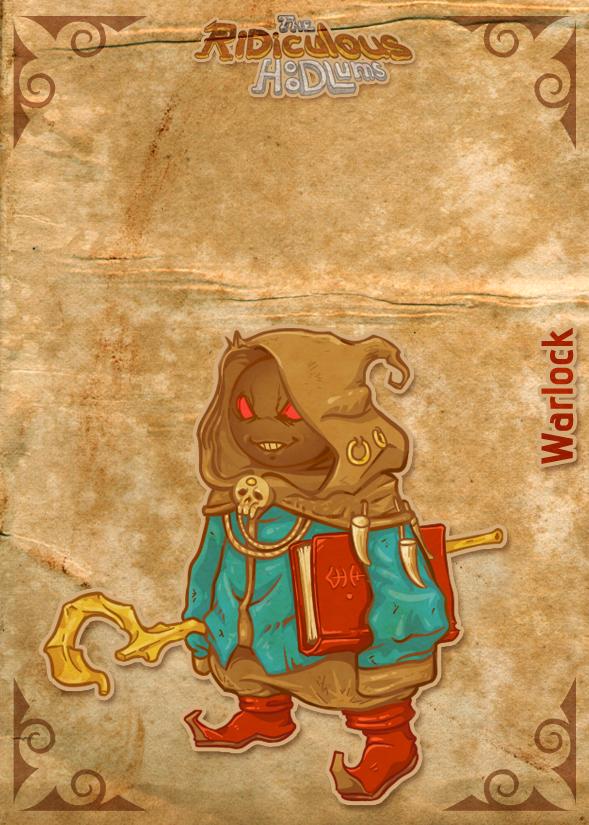 TRH - Warlock