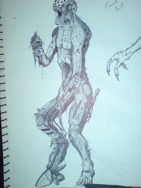 Boredom Sketchez