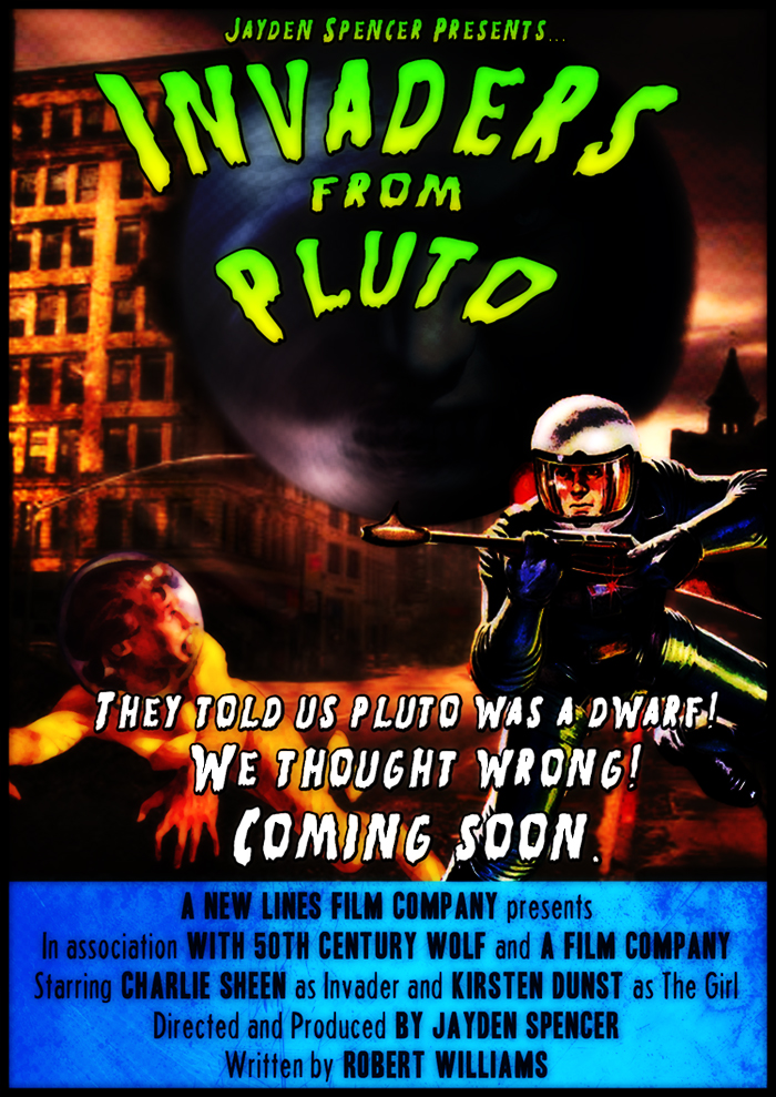 Invaders from Pluto