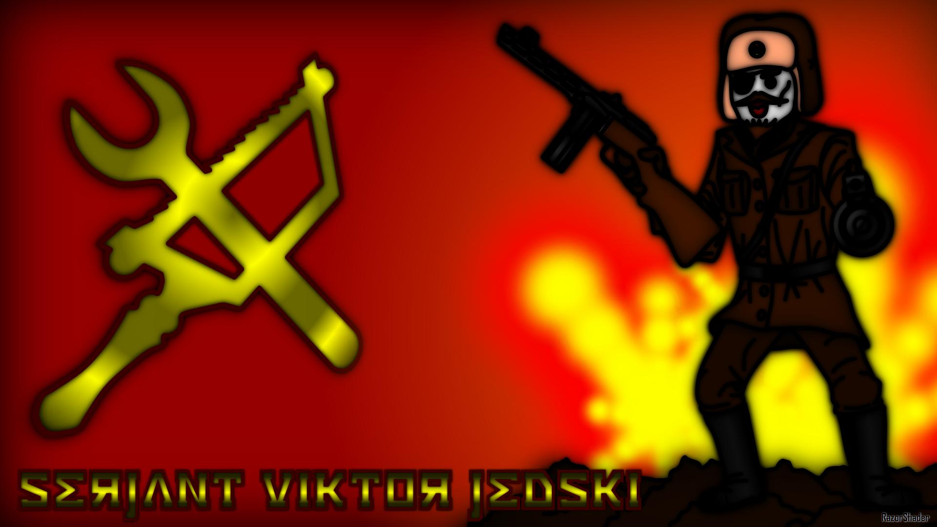 Serjant Viktor Jedski