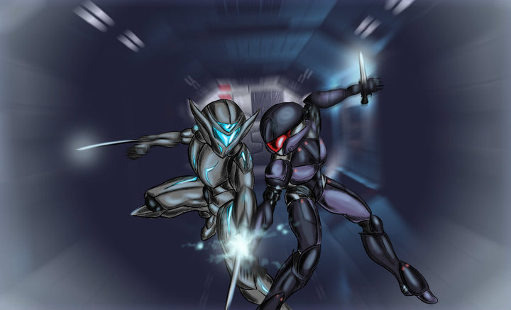 Cyborg Fight