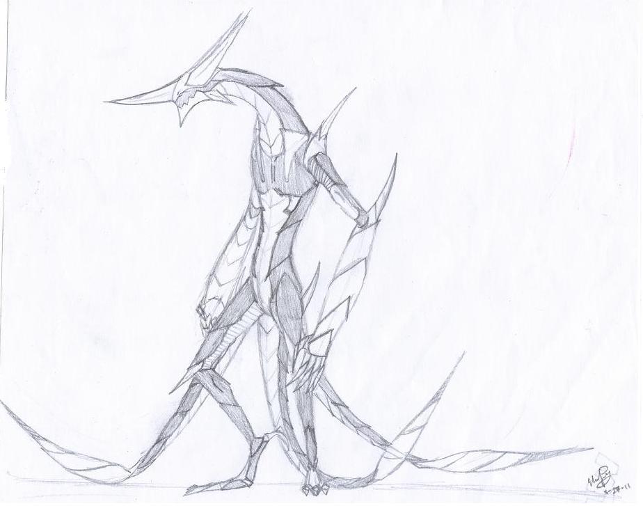 Ridgeback Dragon V.2