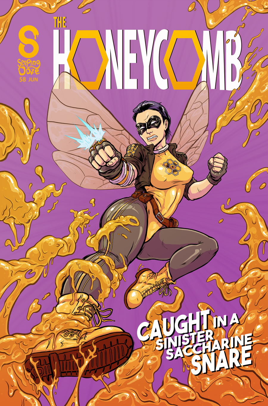 Commission - Honeycomb Issue 58