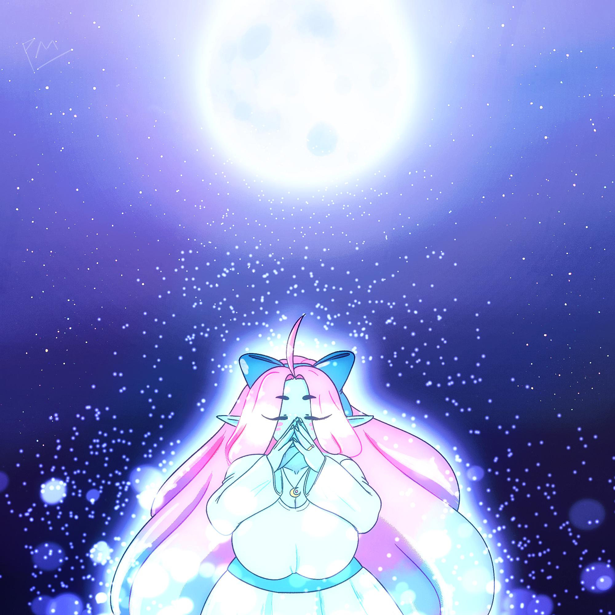 Spirit of The Full Moon