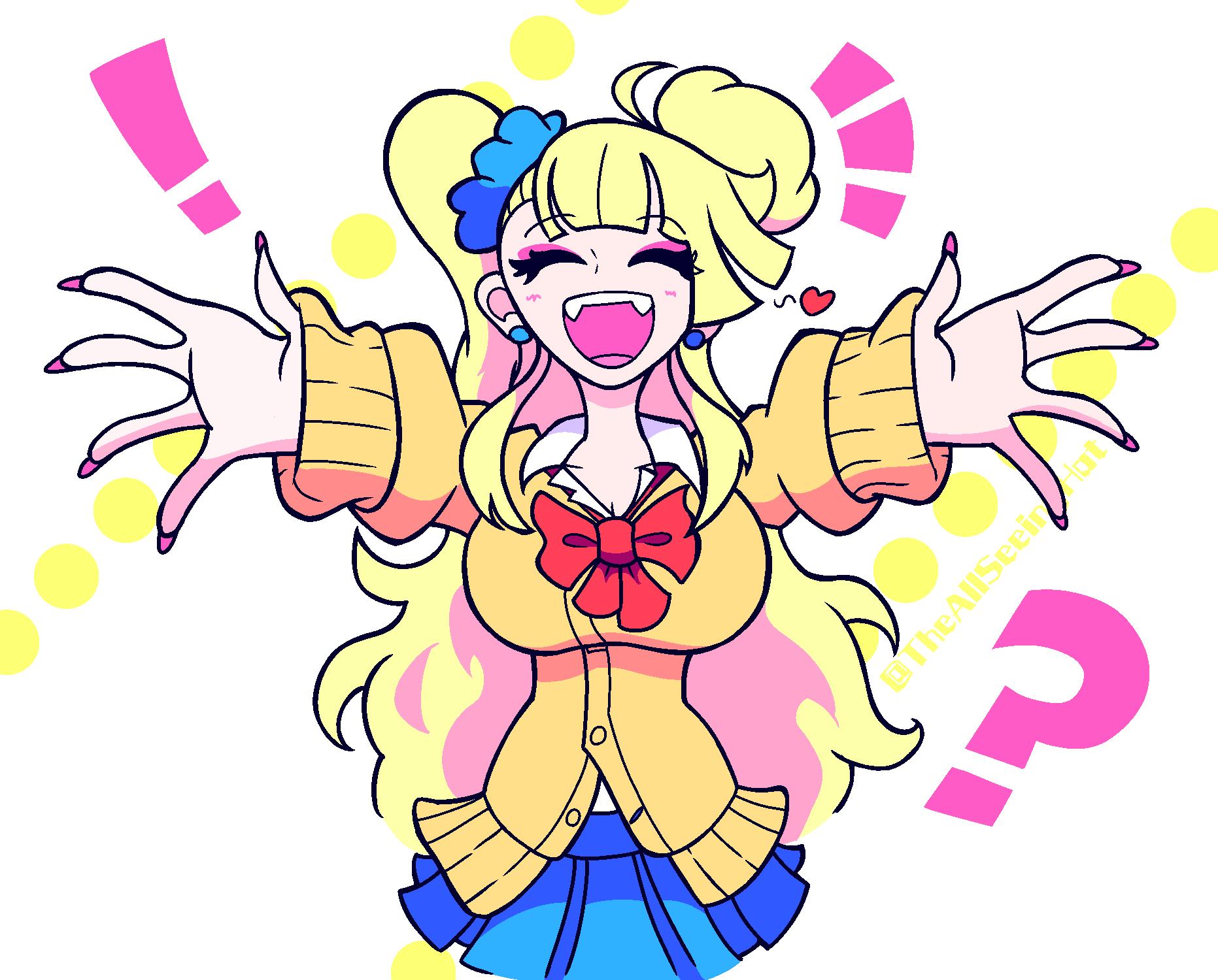 Galko-chan!