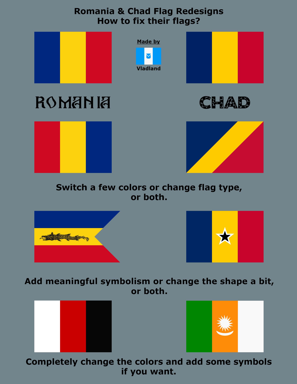 Romania & Chad