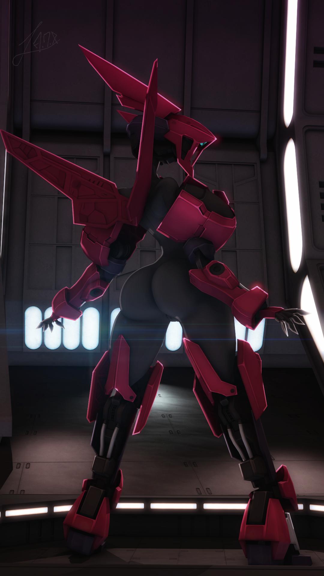 Grimmerder Gundam