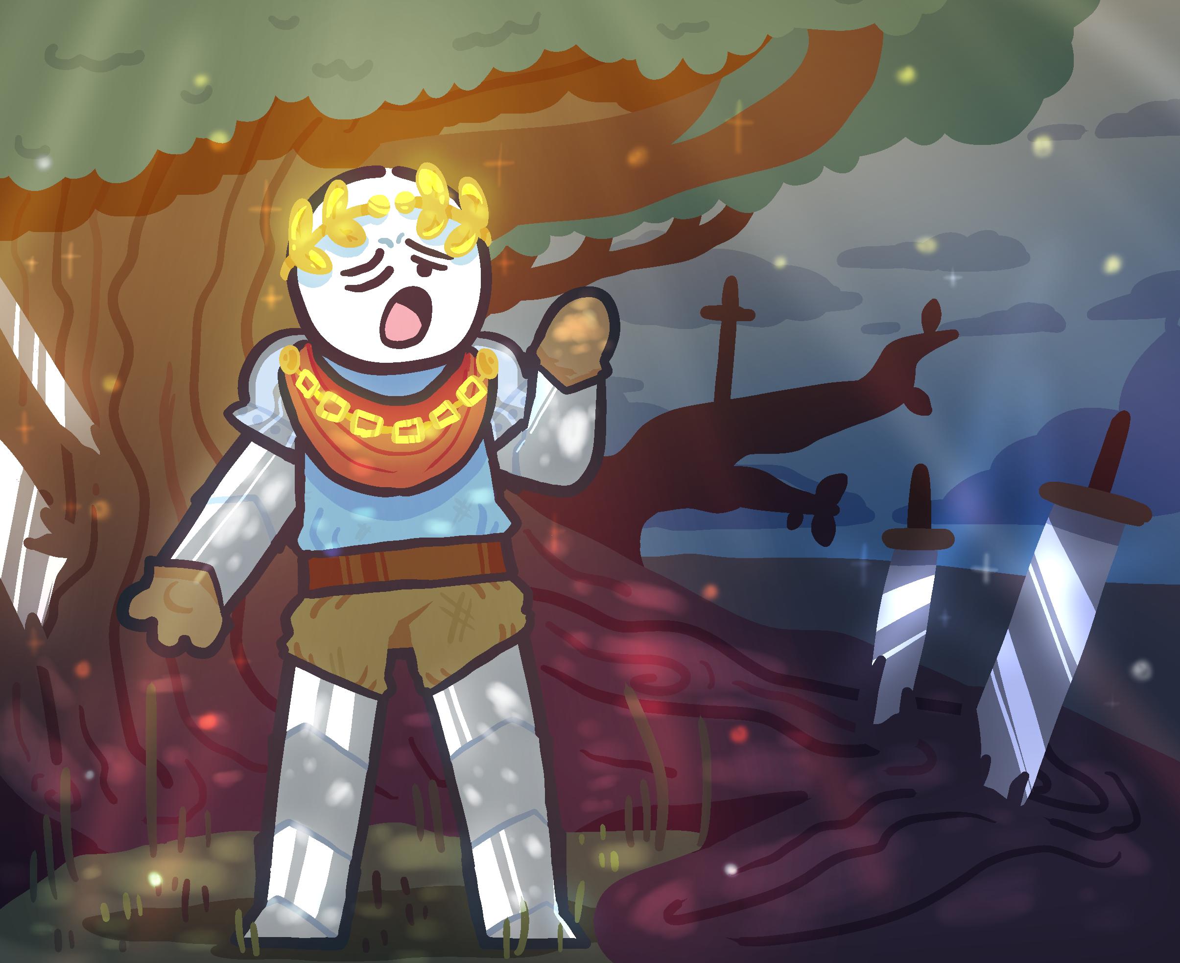 The Knight Awakens