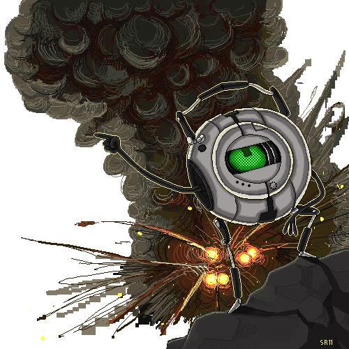 Portal 2 - Rick