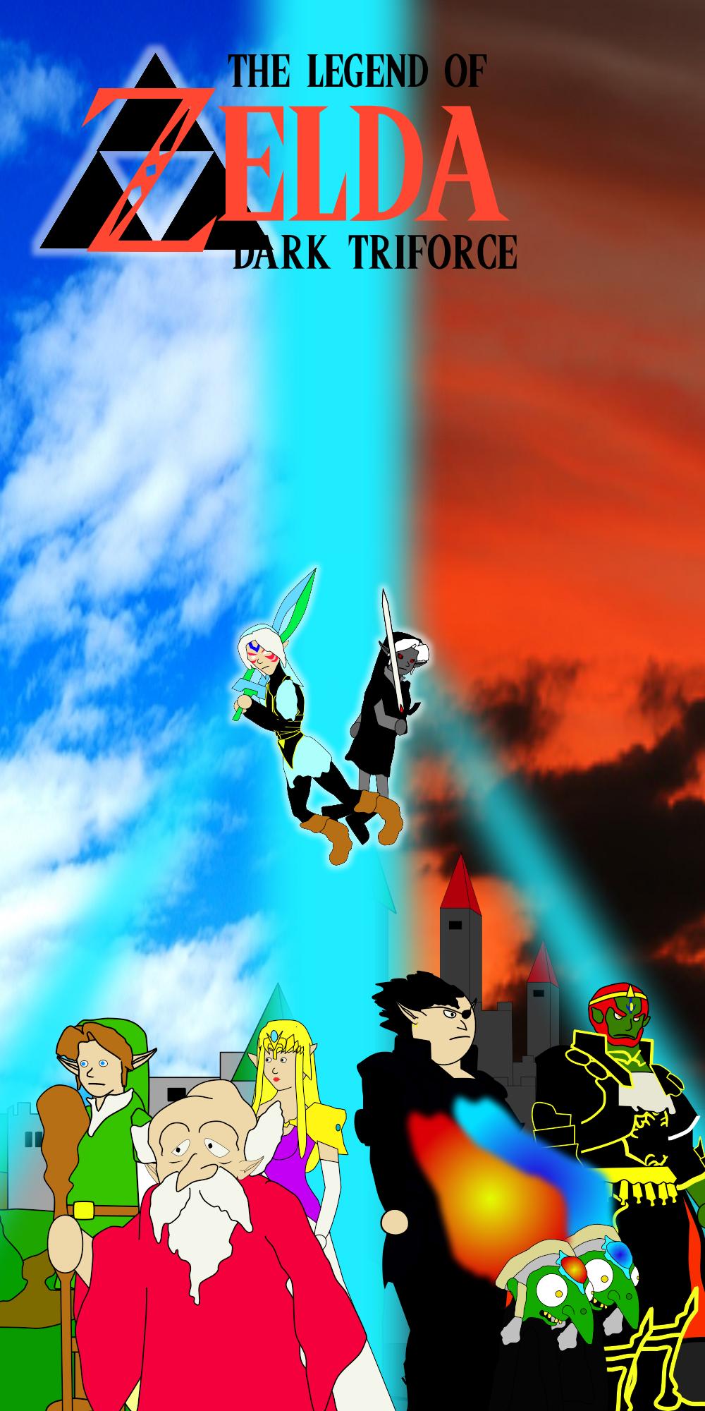 Zelda movie poster