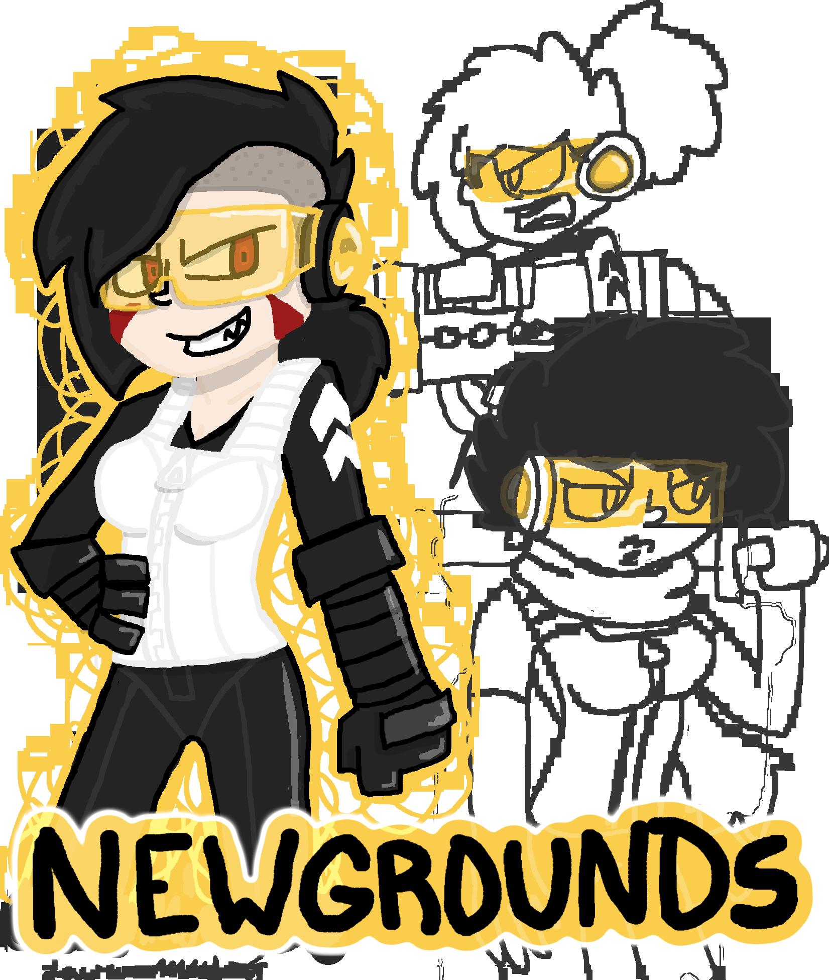 Newground's girls