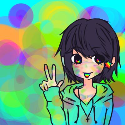 Neon loves colours