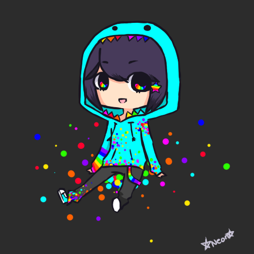 Rainbow addicted