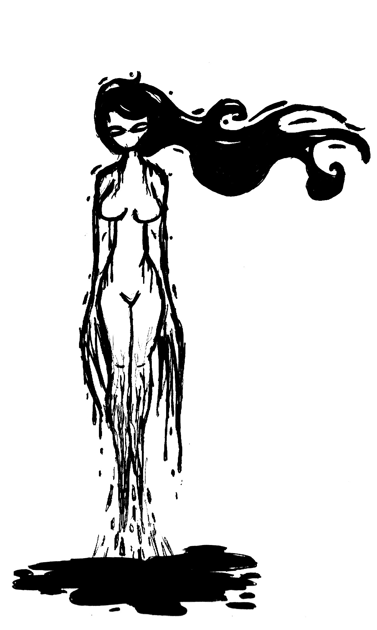 INK WOMAN