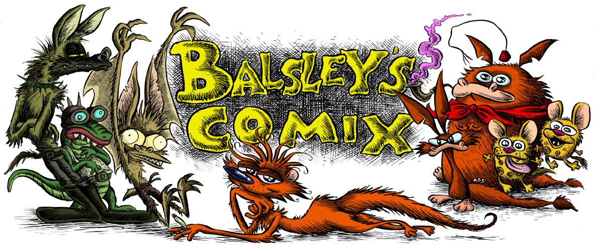 Balsley's Comix