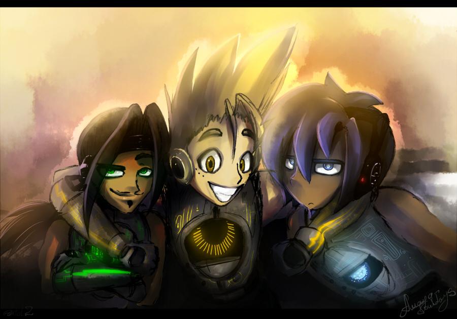 Portal 2 trio