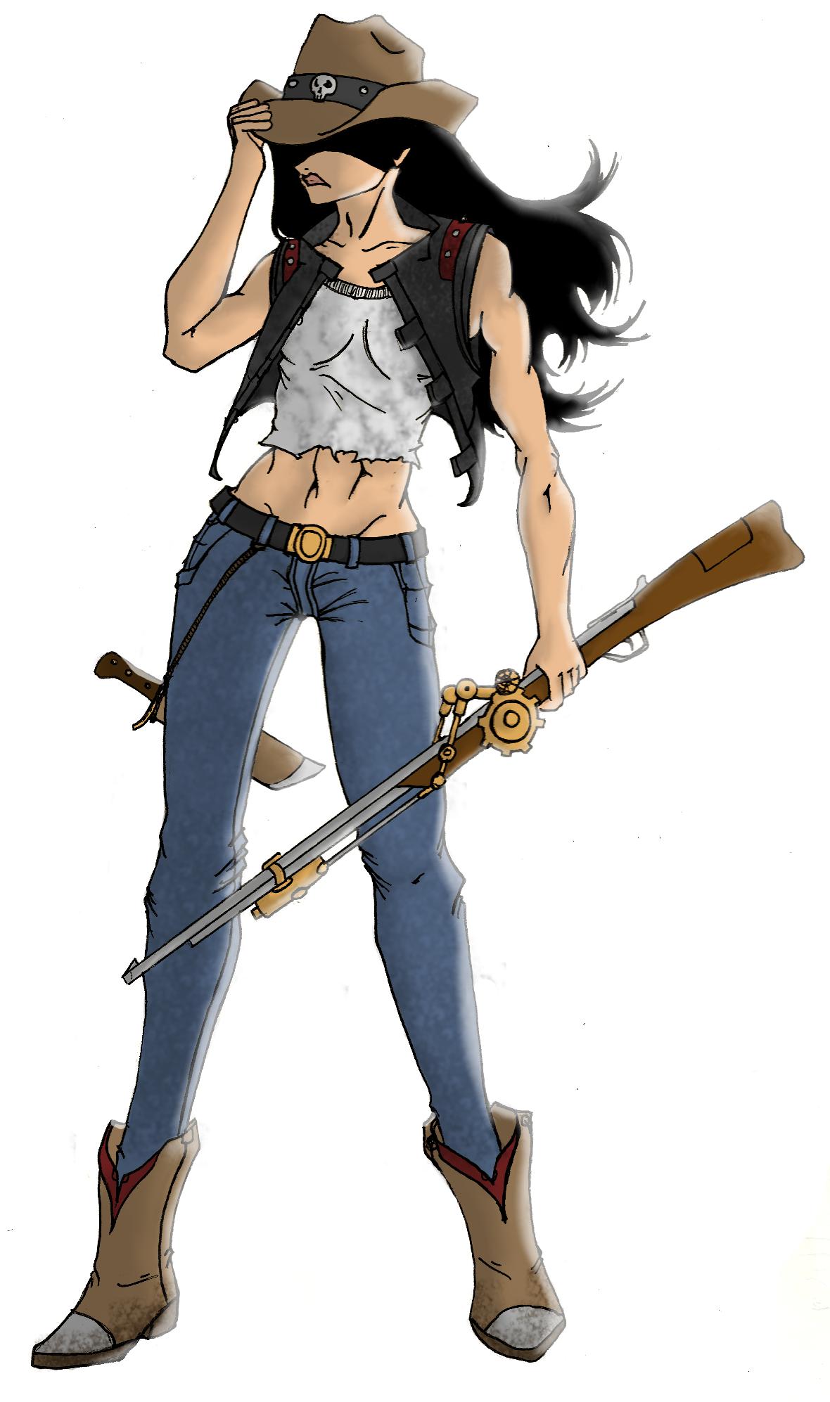 Character: Sidewinder
